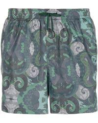 Fefe - Polipo Swim Shorts - Lyst