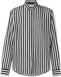 Christian Pellizzari - Striped Shirt - Lyst