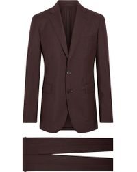 Burberry - Soho Fit Puppytooth Wool Mohair Suit - Lyst