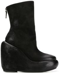 Marsèll - Wedge Ankle Boots - Lyst