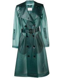 Dorothee Schumacher - Belted Rain Coat - Lyst