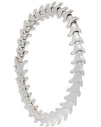 Shaun Leane - Serpent Trace Slim Bracelet - Lyst