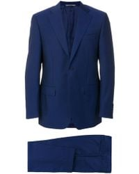 Canali - Two Piece Suit - Lyst