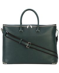 Valextra - Structured Holdall - Lyst