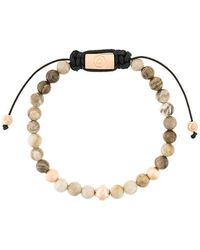 Northskull - Beaded Bracelet - Lyst