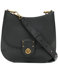 Lauren by Ralph Lauren - Leather Convertible Bag - Lyst