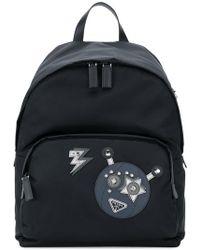 Prada - All Designer Products - Robot Backpack - Lyst