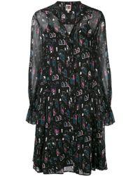 I'm Isola Marras - Printed Midi Dress - Lyst