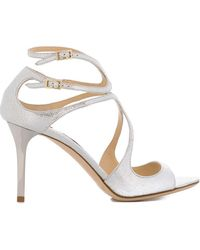 Jimmy Choo - 'ivette' Sandals - Lyst