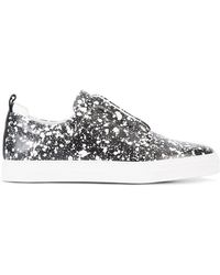 Pierre Hardy - Sneakers con stampa - Lyst