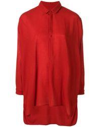 Daniela Gregis - Oversized Boxy Shirt - Lyst