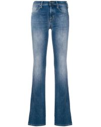 Jacob Cohen - Faded Bootcut Jeans - Lyst