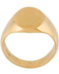 Wouters & Hendrix - A Wild Original! Signet Ring - Lyst