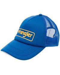 Wrangler - Logo Mesh Cap - Lyst