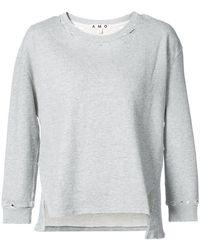 AMO - Round-neck Sweatshirt - Lyst