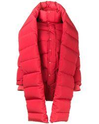 Balenciaga - Swing Puffer Jacket - Lyst