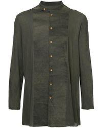 Uma Wang - Tazio Fitted Shirt - Lyst