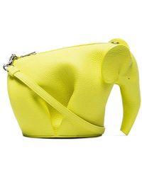Loewe - Mini Elephant Bag - Lyst