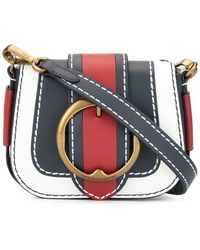 Polo Ralph Lauren - Colour Block Cross Body Bag - Lyst