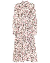 Rosie Assoulin - Marble Louise Bonnet Dress - Lyst