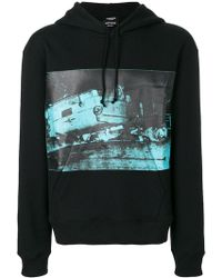CALVIN KLEIN 205W39NYC - X Andy Warhol Foundation Ambulance Disaster Hoodie - Lyst