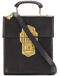 Munoz Vrandecic - Flap Boxy Shoulder Bag - Lyst