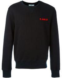 AMI - Family Sweatshirt - Lyst