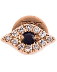 EF Collection - Eye Earring - Lyst