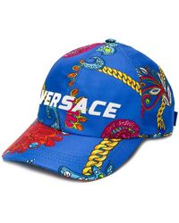608c97c4a27 Power Manifesto Beanie.  270 · Versace - Gioielleria Jetés Print Baseball  Hat - Lyst