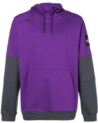 The North Face - Colour Block Hoodie - Lyst