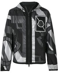 Moncler - Printed Jacket - Lyst