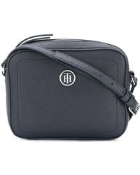 Tommy Hilfiger | Aw0aw04692413 Blue Synthetic Resin | Lyst