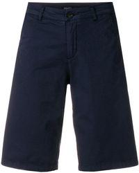 Woolrich | Turn-up Hem Shorts | Lyst