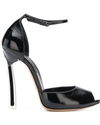 Casadei - Ankle Strap Pumps - Lyst