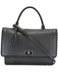 c6ca68d482b Givenchy Small Horizon Tote in Black - Lyst
