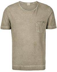 Massimo Alba - Patch Pocket T-shirt - Lyst