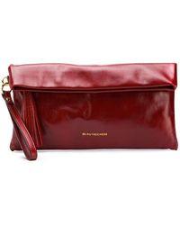 L'Autre Chose - Foldover Clutch Bag - Lyst