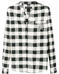 Christian Pellizzari - Plaid Shirt - Lyst