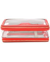 Anya Hindmarch - Transparent Make Up Bag - Lyst