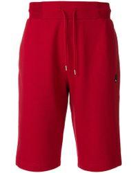 McQ - Jersey Track Shorts - Lyst