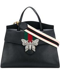 Gucci - Totem Top Handle Bag - Lyst