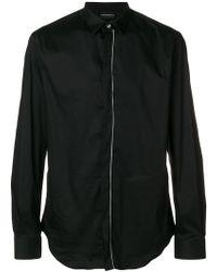 Emporio Armani - Formal Shirt - Lyst