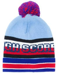 Tommy Hilfiger - Colour-block Beanie Hat - Lyst