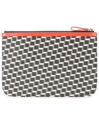 Pierre Hardy | Large Perspective Cube Pouch | Lyst