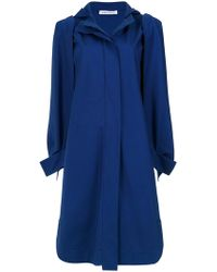 Gloria Coelho - Hooded Dress - Lyst