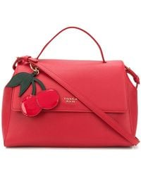 Tosca Blu - Hanging Cherry Tag Tote - Lyst