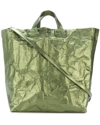 Zilla - Crushed Tote Bag - Lyst