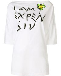 Vivienne Westwood Anglomania - Historic T-shirt - Lyst