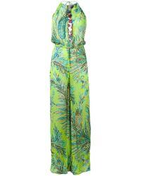 Etro - Paisley Print Jumpsuit - Lyst