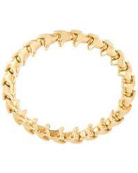 Shaun Leane   18kt Yellow Gold 'serpent's Trace' Ring   Lyst